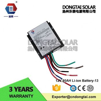 12v80ah lifepo4 battery with smbus and led indicatior/LANYU80DZYA421