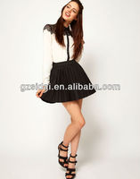 2013 New fashion office ladies women dress model with picture