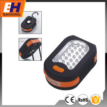 BH-6038/BH-6038A with foldable stand and hook, Flashlight Outdoor Camping Hiking Handing Magnetic LED Work Light