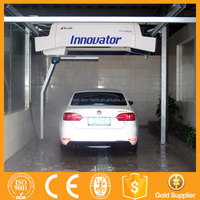 automatic touchless car wash machine with CE IT961