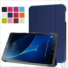For Samsung Galaxy Tab A 10.1 Smart Shell Case, Ultra Slim Stand cover for Samsung Galaxy Tab A