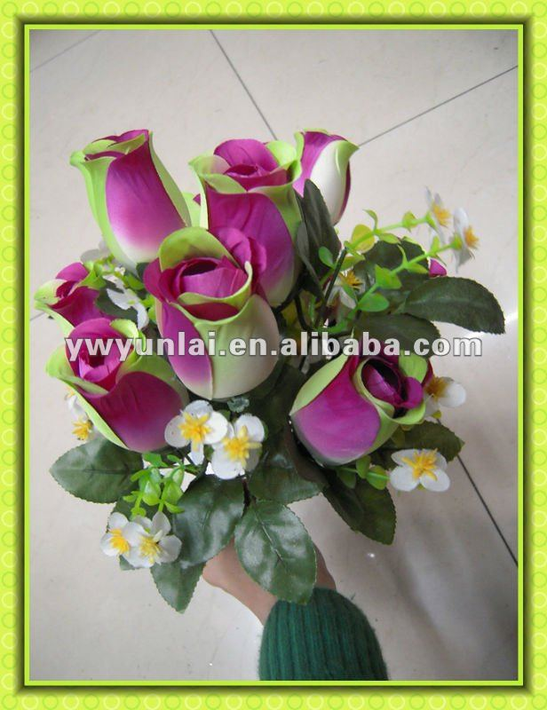 artificial funeral flowers