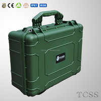 China OEM manufacturer blow & injection mold hard plastic case for tools storage TC-3916