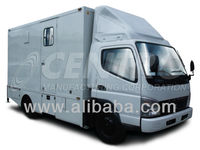 Brand new Mobile Clinic/ X-ray Van