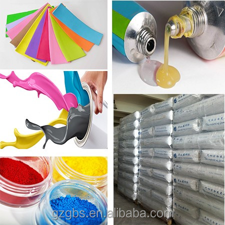 For rubber plastic paints inks inkjet printing hydrophilic fumed silica HL-200