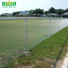 Factory Wholesale ISO & CE Hot Dipped Galvanized Used Chain Link Fence For Sale