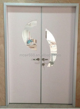 FLX-030 customized double leaf single swing hospital hermetic door