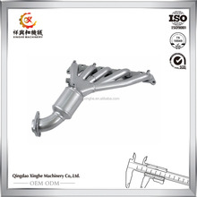 Exhaust manifold China best sale pipe manifold Stainless Steel water manifold