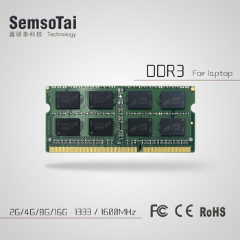 Wholesale Compatible Memoria Ram 2gb 4gb 8gb 16gb DDR2 DDR3 DDR4 Supported Motherboard for Laptop Notebook Cheap Price