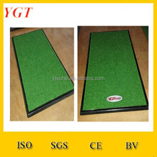 Mini Portable Golf Putting Putter Mat with Rubber Base
