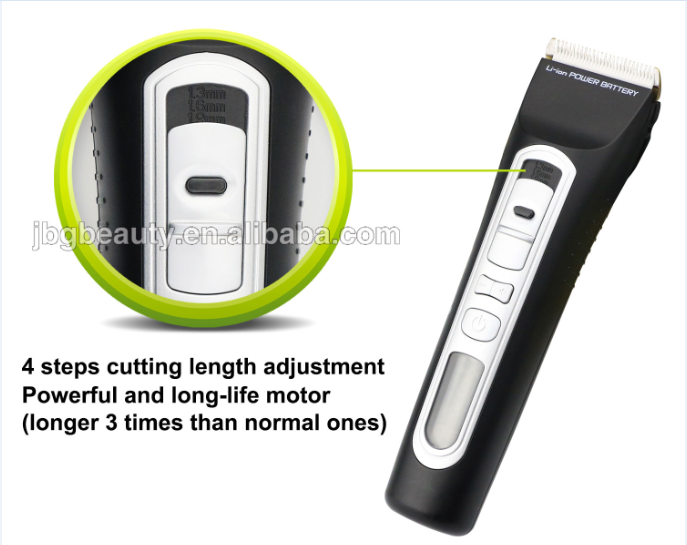 2016 Newest Professional Salon Equipment Electric Hair Trimmer Nail Clipper Hair Clippers for Men