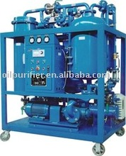 Turbine Oil Cleaning / Purification Systems series TY