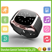 New arrival mobile cell phone watch mobile cell phone watch for IOS/Android Phones smart bracelet watch