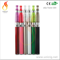 2015 Newest Alibaba Dripping Authentic Rebuildable CE4/CE6/MT3 Atomizer Starter Vapor Kit E Cigarette Ego Twist Kit