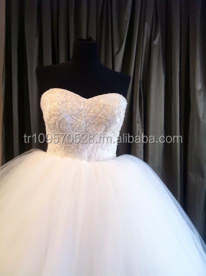 Turkish Designer Wedding Dresses