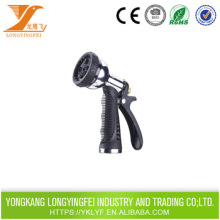 Variable Spray Patterns pipe cleaning nozzle for garden hose fire hose reel nozzle