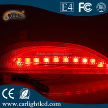 Wholesale Auto LED Tail Light For Hyundai Elantra 2011 Fog Lights LED Bumper Rear Lights Reflector