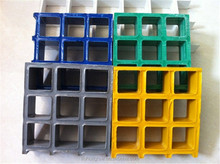 Various Size Rich Coloful FRP Offshore Grating