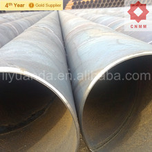 Double-sided Submerged arc Spiral Welded steel pipes