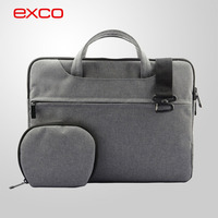EXCO wholesale fashion dediger custom man carrying tool laptop man handbag for computer