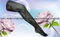 In-stock items supply type and adult age sex stock women nylon pantyhose fabric 8-58-16
