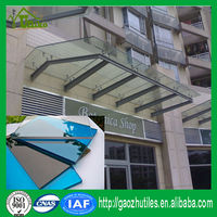 low cost high quality transparent panels