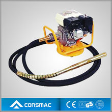 Dynapac type hand held portable robin honda diesel electric motor gasoline engine concrete vibrator