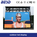 Full color P5mm Outdoor Rental LED Display car show used high brightness/high image quality
