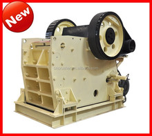 stone jaw crusher for road building