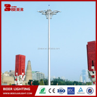 3 years warranty 70w LED high mast light flood light with cheap price solar light pole