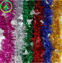 Xibao brand wholesale high quality christmas garland artificial christmas tinsel garland