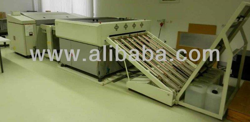 Sell 2. Hand Ctp And Ctf System Printing Machinery