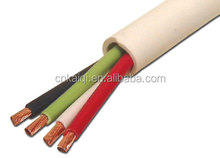 PVC insulated house wiring 2.5mm electrical cable price