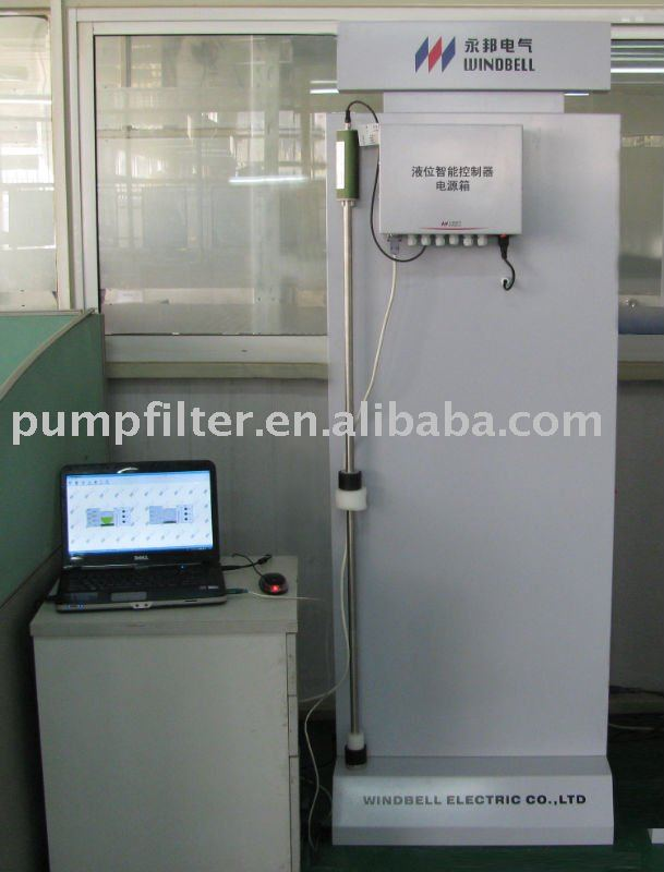 Automatic tank gauge with alarm system