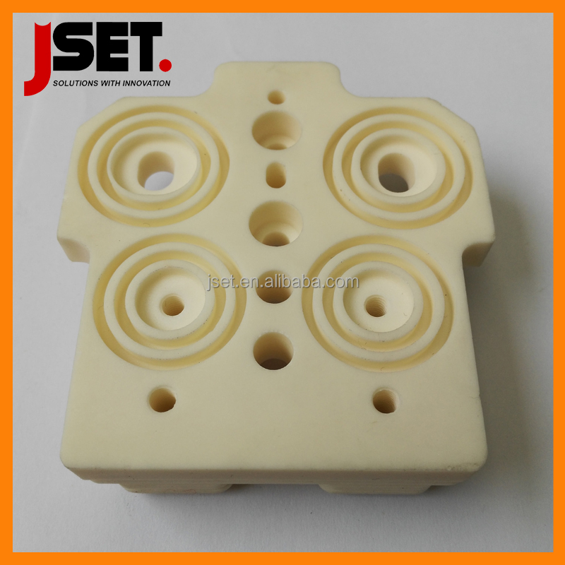 Macor ceramic CNC machining