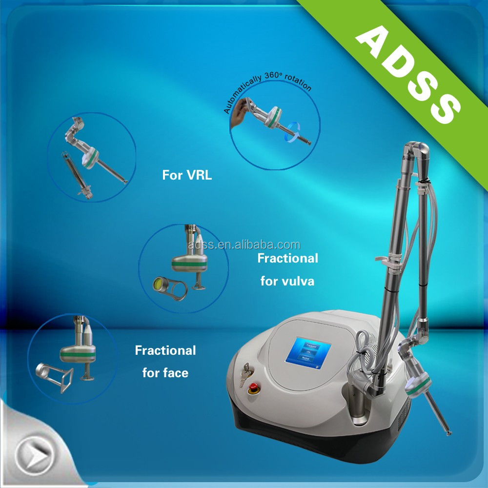 CO2 fractional laser machine/fractional co2 laser vaginal tightening