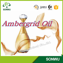 High Quality Natural Ambergris Oil