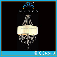 MT-801 High quality modern crystal ceiling light