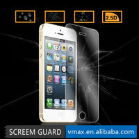 0.15 / 0.20 / 0.26 / 0.33mm Thickness Premium Tempered Glass custom size screen protector for Phone PDA MP4