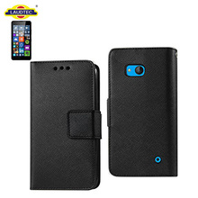 Premium Real Leather Case For Nokia Lumia 640, Mobile phone case for Nokia Lumia 640