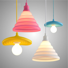 China Manufacturer Nice Design Stylish Design Foldable Silicone Children Room Chandelier