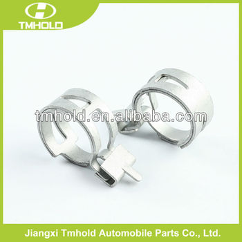 metal spring clamp with super quality for fuel line
