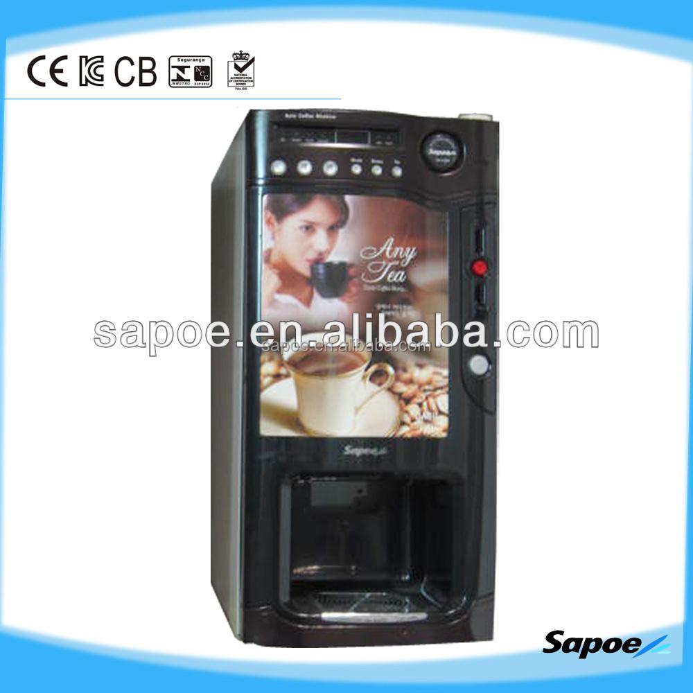 coffee vending machine cup dispenser