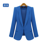 Royal formal ladies blazer design women 2015