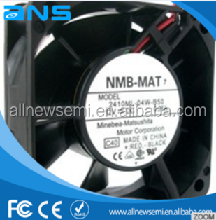 Brand new NMB RADIATOR Axial Flow FAN/COOLING FAN 2410ML-04W-B50 DC 12V FAN 0.26A