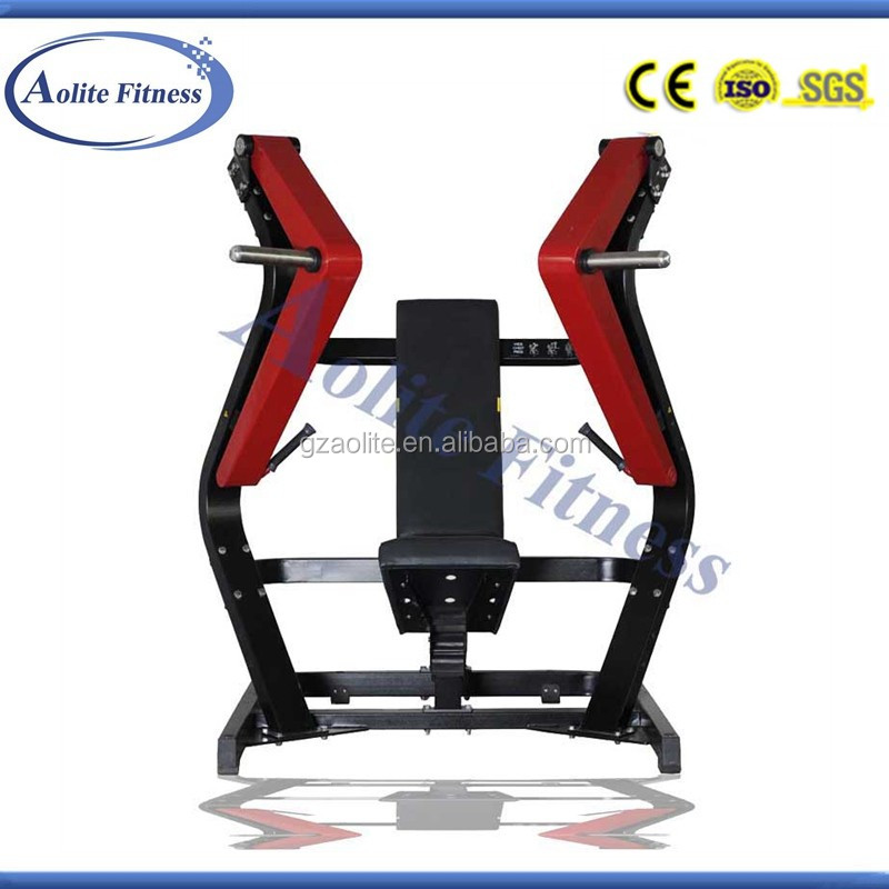 Plate Loaded Machine /Seated decline Chess prest /commercial fitness equipment
