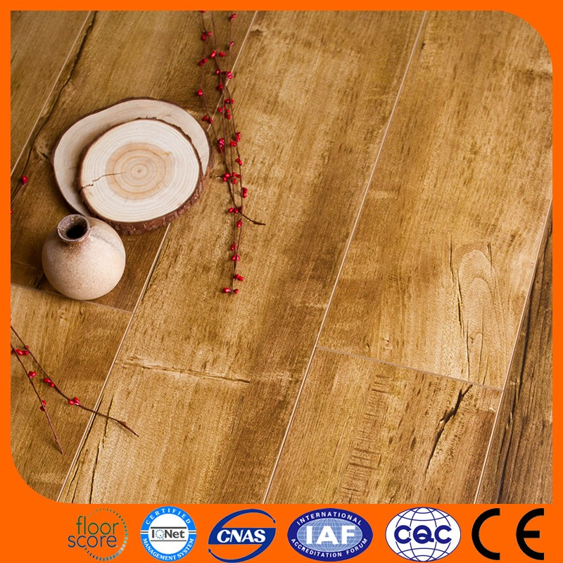 Prefinished Solid Blonde Asian Walnut Acacia Hardwood Floor Flooring Wood Engineered Wood Flooring
