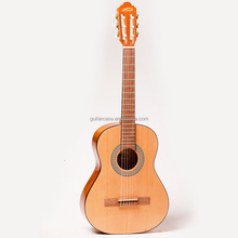 Solid wood Classical Guitar hand made OEM factory YFC36-201