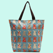 New style large-cpacity cartoon waterproof shopping bag