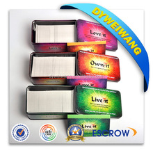 High efficiency three pack in blister card in long life
